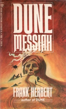 Dune Messiah old