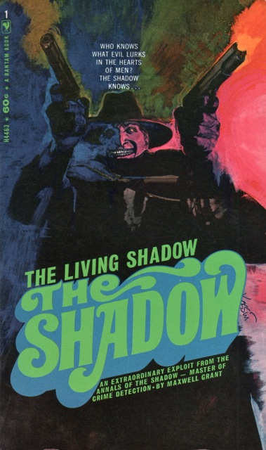 The Living Shadow