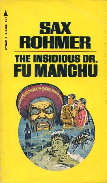 The Insidious Fu Manchu