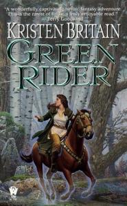 Green Rider - Kristen Britain; cover:  Keith Parkinson; DAW 2000