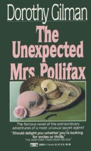 The Unexpected Mrs. Pollifax - Dorothy Gilman; Fawcett, 1990