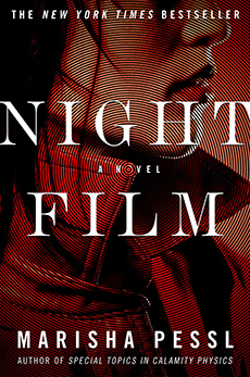 Night Film Paper Cover