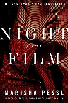 Night Film Paper Cover