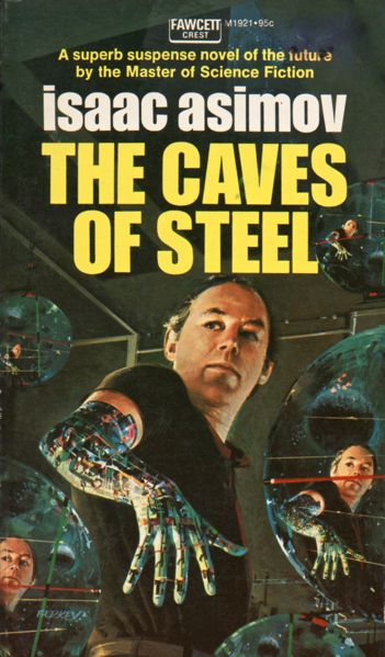 The Caves of Steel Fawcett