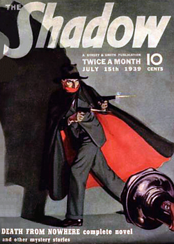 July 15, 1939, issue of The Shadow Magazine